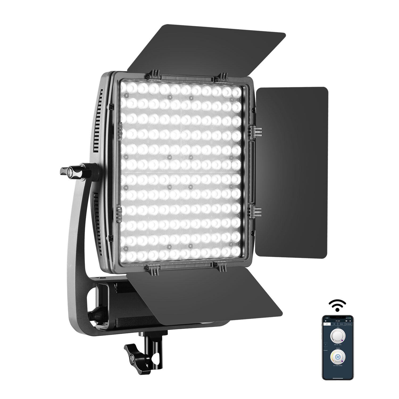 GVM-LT50S 50W High Power Bi-Color Lens Light beads Video Lighting Kit