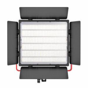 GVM-1200D 50W Bi-Color & RGB 3-Video Light