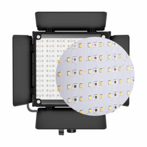 GVM-800D 40W Bi-color and RGB 3-Video Light Kit
