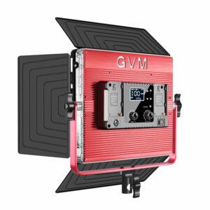 GVM-1200D 50W High Beam Bi-Color & High Power RGB Soft Light Panel