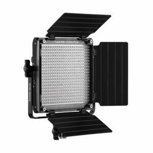 GVM-560AS 30W High Beam Bi-Color LED Video Soft Light 2-Video-Light-Kit