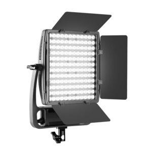 GVM-LT100S 100W High Power Bi-Color Lens Light beads Video Lighting Kit 2-Light-Kit