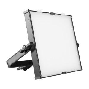 GVM-50RS 50W High Power Floodlight Bi-Color and High Power RGB Video Lighting Kit 2-light-kit