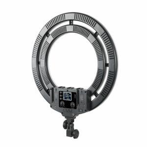 "GVM-Ring18 50W High Power Bi-Color & RGB Ring Light Kit (18"")"