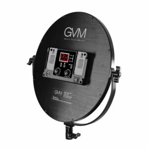 "GVM-Y60D 60W Soft Light Bi-Color LED Key Light (15"")"