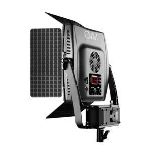 GVM-LT100S 100W High Power Bi-Color Lens Light beads Video Lighting Kit