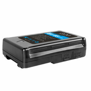 GVM BV-160 Battery both D-Tap and DC outputs