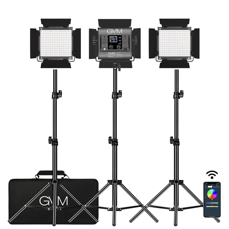 GVM 800D 3L 3