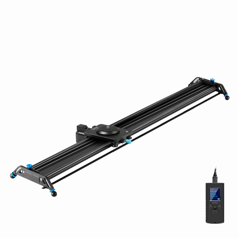 "GVM GT-J120D Professional Video Aluminum Alloy Motorized Camera Slider (48"")"