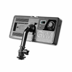 GVM 20W High Power RGB Camera Video Light With Bi-Color