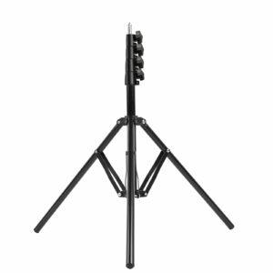"GVM Light Stand for 800D/560/480/80W/LT50W/LT100W Series LED Lights (Black, 79"")"
