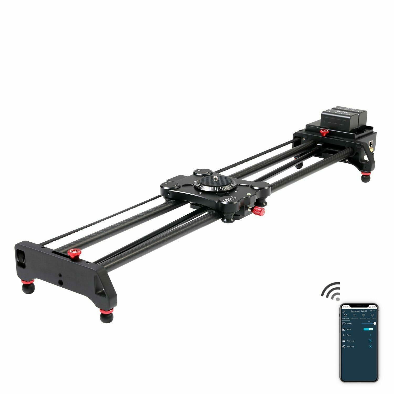 GVM-1.5D Professional Wireless Video Carbon Fiber Motorized Camera Slider