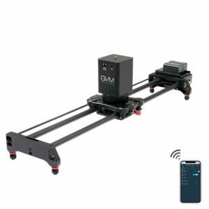 GVM-2D Professional Wireless Video Carbon Fiber Motorized Camera Slider