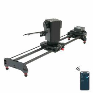 GVM-3D  3-Axis Professional Wireless Video Carbon Fiber Motorized Camera Slider