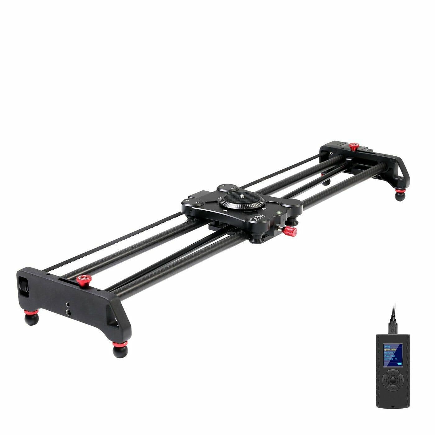 "GVM GR-80QD Professional Video Carbon Fiber Motorized Camera Slider (32"")"