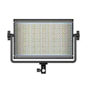 GVM-1300D 65W Powerful Bi-color and RGB Video Panel Light 3-Light-Kit