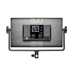 GVM-1500D 75W Powerful Bi-color and RGB Video Panel Light