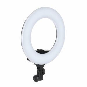 "GVM-14S 45W Bi-Color LED Ring Light Kit (14"") Coupon:14SBOGO"