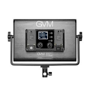 GVM-1300D 65W Powerful Bi-color and RGB Video Panel Light