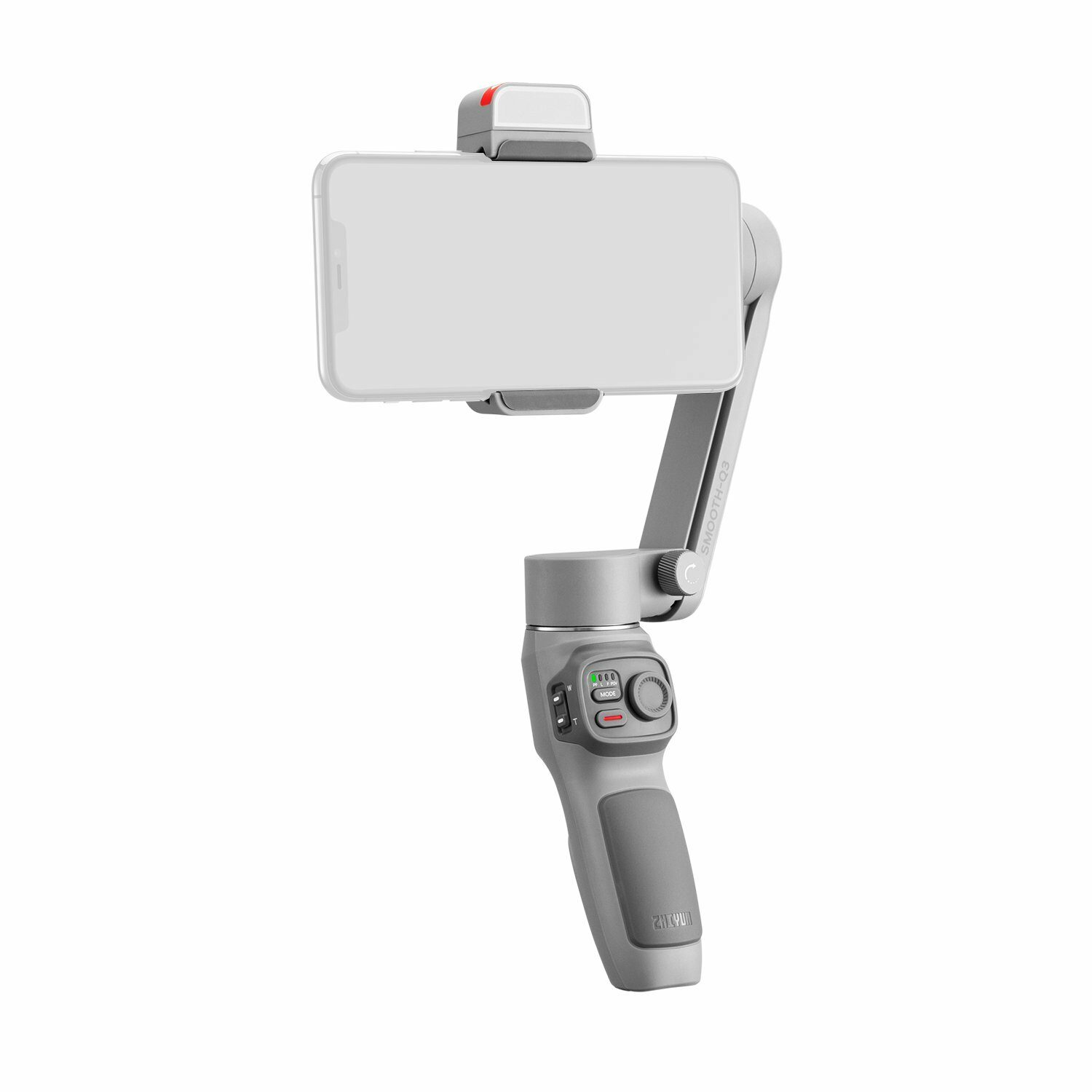 Zhiyun SMOOTH-Q3 Gimbal Stabilizer for Smartphone Android Cell Phone iPhone 3-Axis Handheld Gimble Stick w/ Tripod Stand