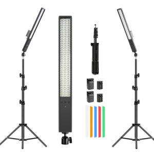 GVM-TD-JY258 Bi-Color Wand Light Kit 2Pcs