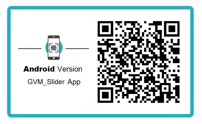 Android Version GVM Slider APP gvmslider