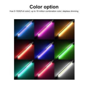 GVM-BD-100D RGB & Bi-Color Wand Light